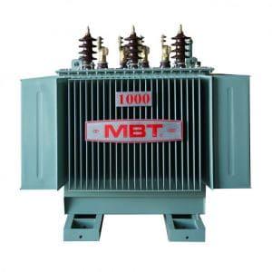 máy biến áp dàu MBT
